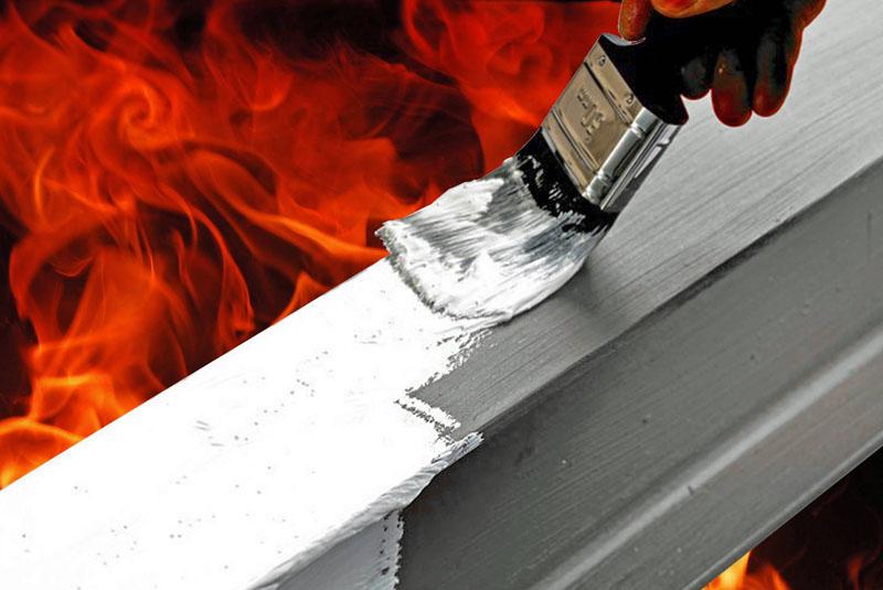 Тонкослойная защита от огня