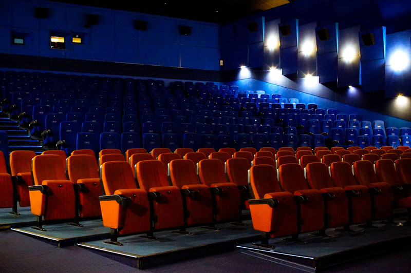 Огнезащита в кинотеатрах